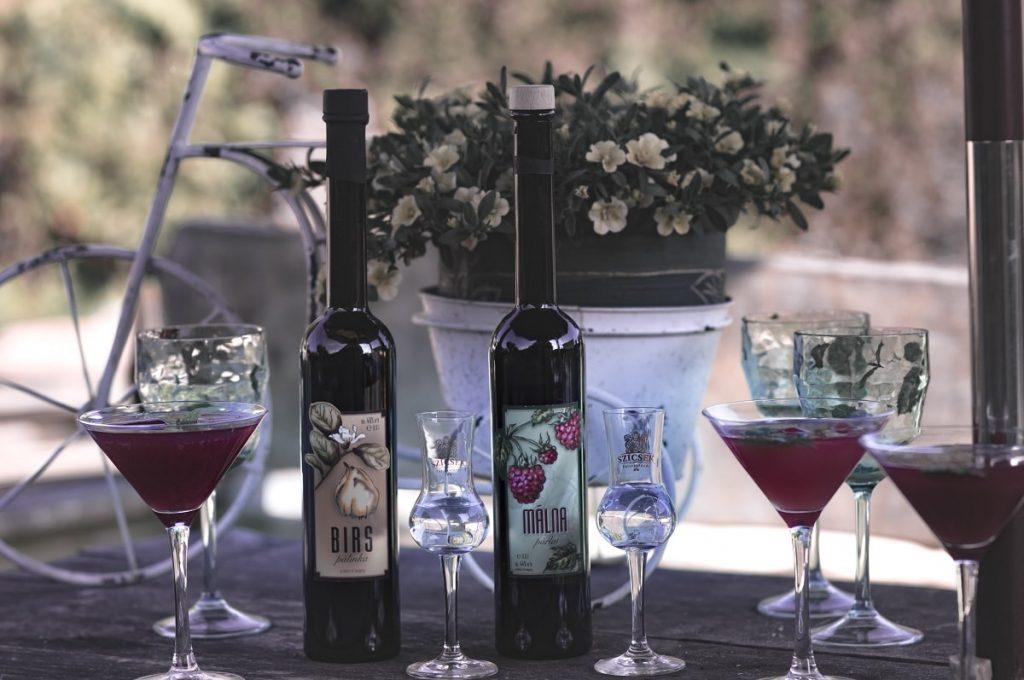 Cocktail Set Szicsek Palinka