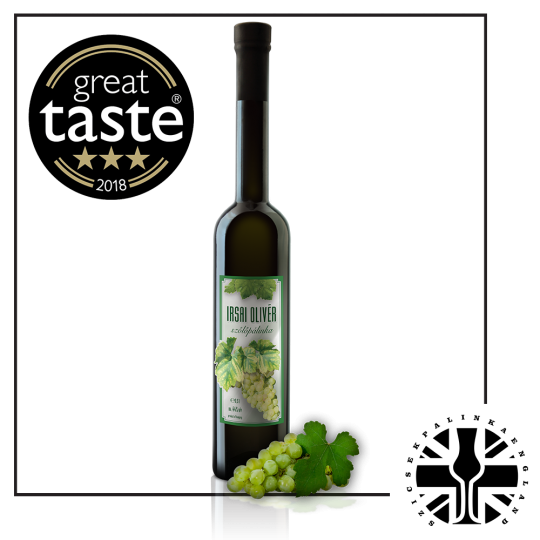 Premium Irsai Oliver Grape Palinka