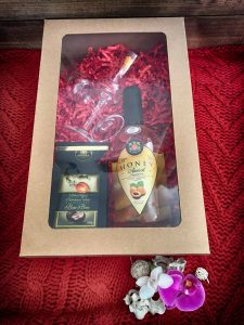 honey palinka gift box