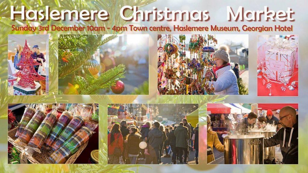 Haslemere Christmas Market - Szicsek Palinka England
