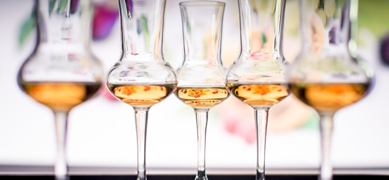 palinka glass