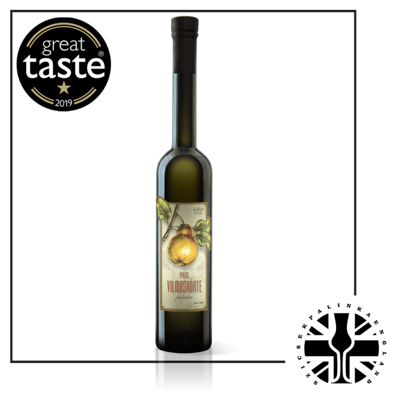 Premium Red Williams Pear Palinka