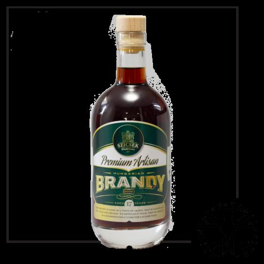 Hungarian Brandy